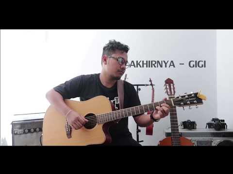 AKHIRNYA - GIGI (COVER RELIGI By JALU TP)