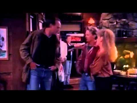 """DC Douglas in """"Coach"""" ... sort of. (1991)"""