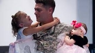 Best Soldiers Surprise Coming Home 2015 Compilations #32