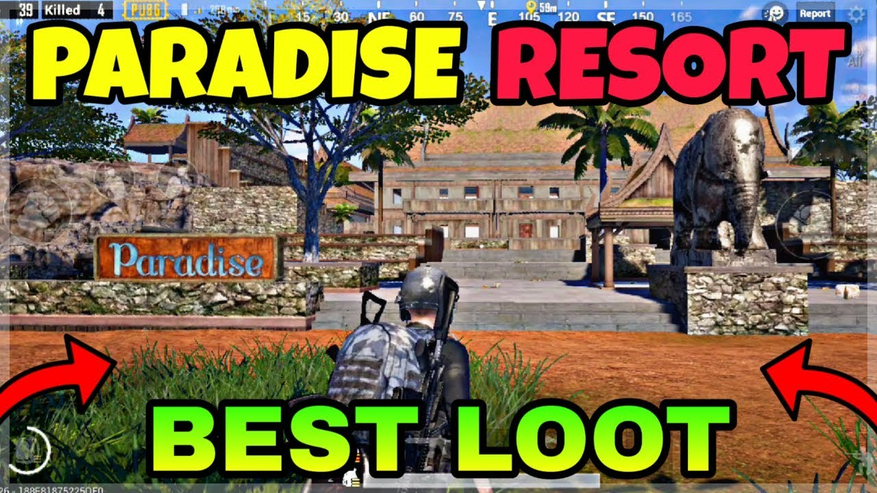 Best Loot Spots And Pubg Mobile Tips In Sanhok Map Pubg: BEST LOOT SPOT IN SANHOK MAP
