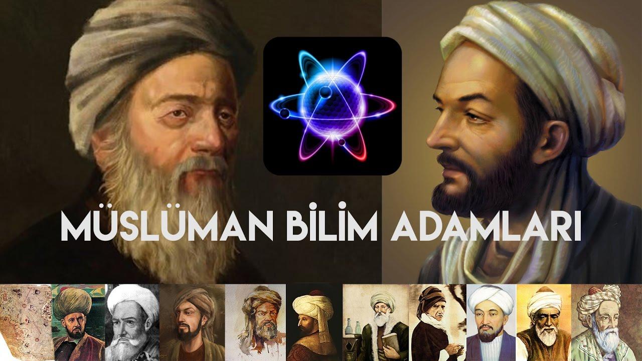 Tarihe Geçen Buluşlarıyla 33 Müslüman Bilim Adamı - YouTube