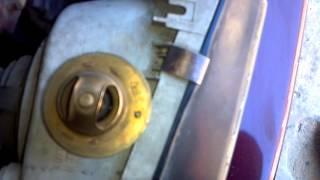 видео Термостат на 417-ом двигателе УАЗа