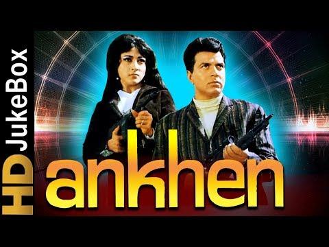 Ankhen (1968)   Full Video Songs Jukebox   Dharmendra, Mala Sinha, Mehmood   Evergreen Hindi Songs