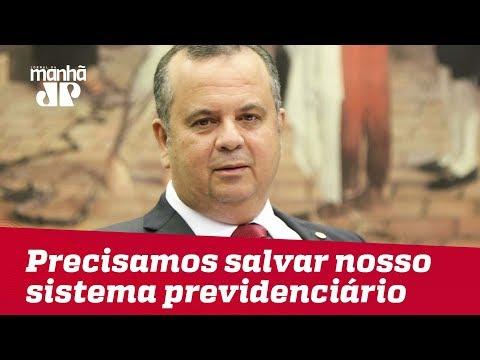 Rogério Marinho: Precisamos salvar nosso sistema previdenciário, que está completamente exaurido
