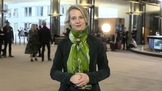 Helga Stevens, ¿cómo son los eurodiputados?