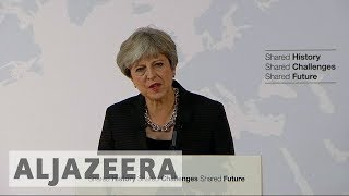 Theresa May requests two-year transition after Brexit