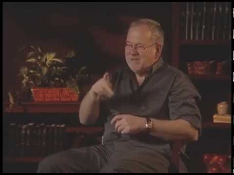 Deaf Visual History Interviews:  Dr. Tom Humphries [Part One]