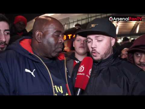 Arsenal vs Reading 2-0 | DT Attacks Fans Who Come Late & Leave Early!