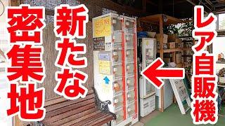 【神回】レア自販機!爆量飯!しかも激安の新聖地に行ってみた!!