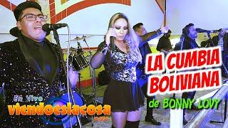 VIDEO: LA CUMBIA BOLIVIANA (Bonny Lovy) - MIX VILLERAS