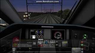Train Simulator 2014 HD: Amtrak Acela Express More Furious Minutes Scenario (Trenton - NYP)