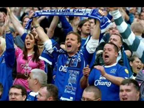 EVERTON SONG: Leighton Baines - I hope you know this song is about you