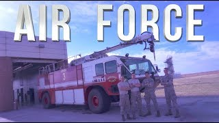 BEST JOB IN THE AIR FORCE