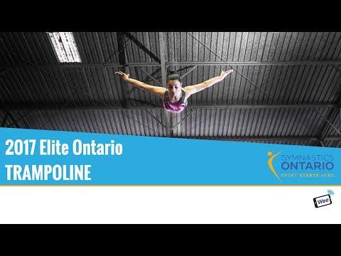 2017 Elite Ontario - Trampoline