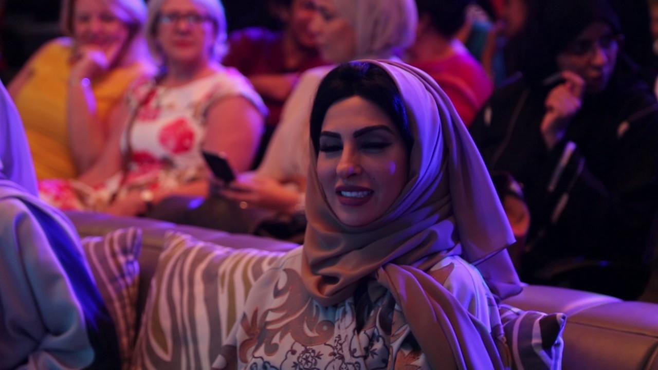 الفنانة زينب العسكري في أول ظهور لها بعد اعتزالها Youtube