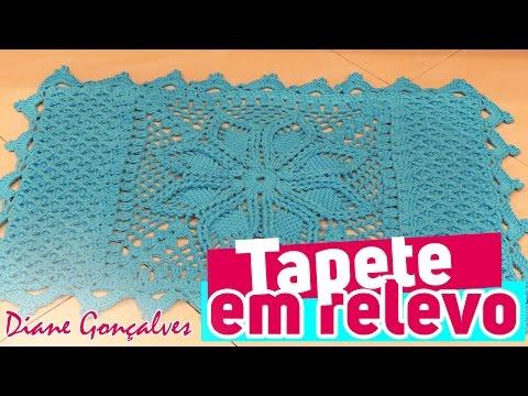 TAPETE EM RELEVO/ DIANE GONÇALVES