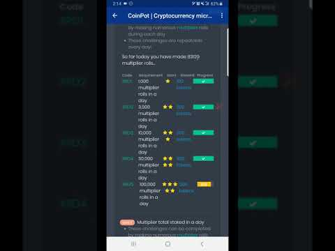 12 49 MB Earn Coinpot co Tokens Fast and Easy!, Download