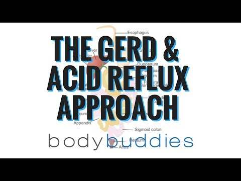 The GERD and Acid Reflux Approach   The Power Foods Lifestyle