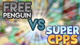 Free Penguin vs SuperCPPS