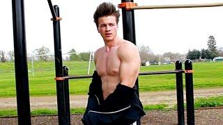 Muscle Building Craze