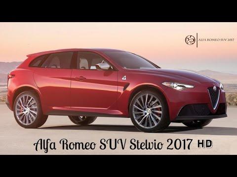 Photoshop CS6 - Alfa Romeo Stelvio SUV 2017 -PSA-
