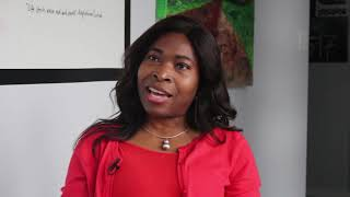 Olutoyin on why Canadians should get involved in Africa's agriculture sector