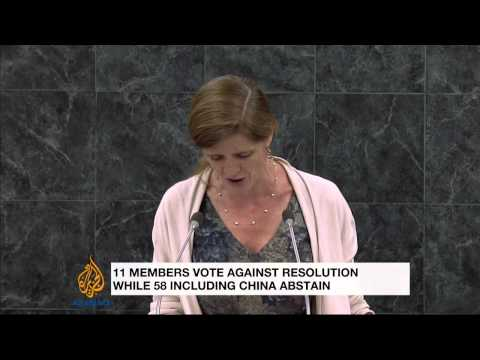 UN general assembly calls Crimea vote illegal
