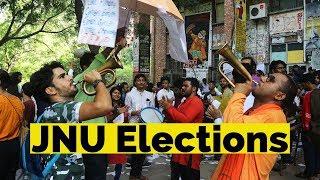 JNU ELECTIONS 2018