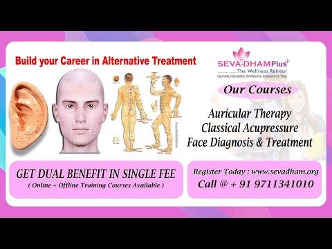 Acupuncture & Acupressure Course