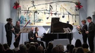 Beethoven quintet per a piano i vents op.16 2n mov. - Bärhof Ensemble