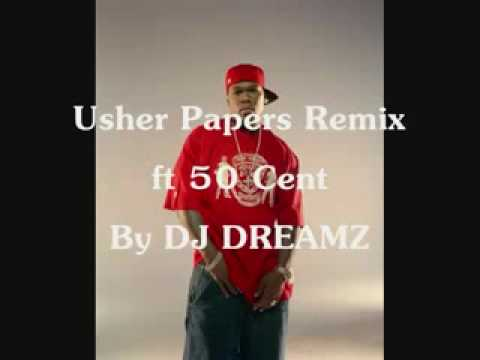 Usher ft. 50 Cent - Papers New Remix.