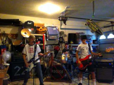 Armatage Shanks by Green Day: band cover