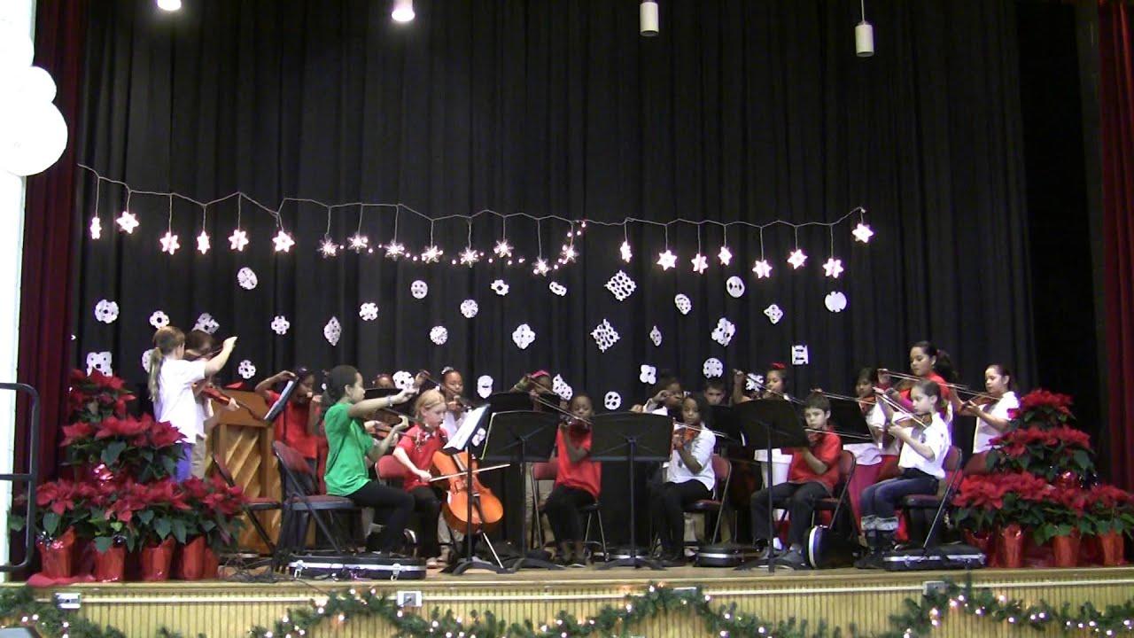 Garden Hills Elementary Orchestra Youtube
