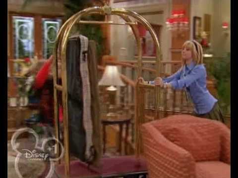 The Suite Life of Zack & Cody Season 1 Opening Credits