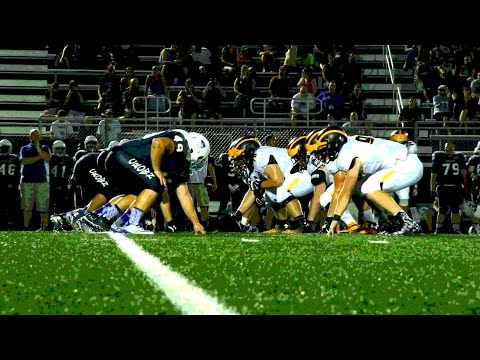 2015 Gustavus Football At Crown College