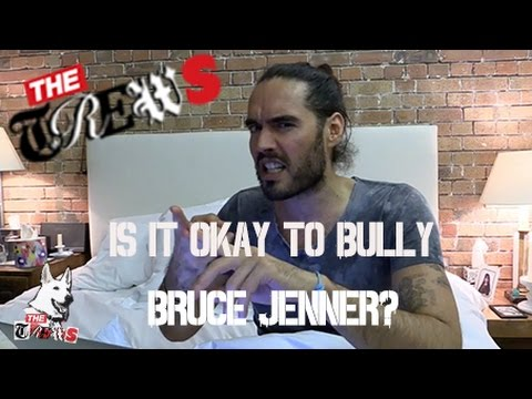 "Russell Brand Defends Bruce Jenner: ""It's Bullying"""