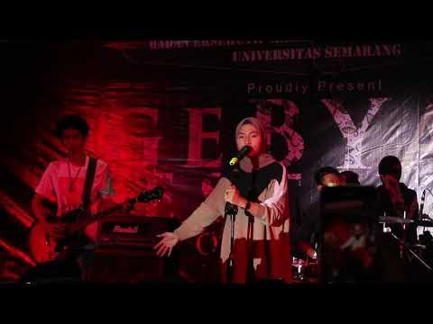 MUNGKIN-(MELLY GOESLAW) Feby Putri Cover At UNIVERSITAS SEMARANG