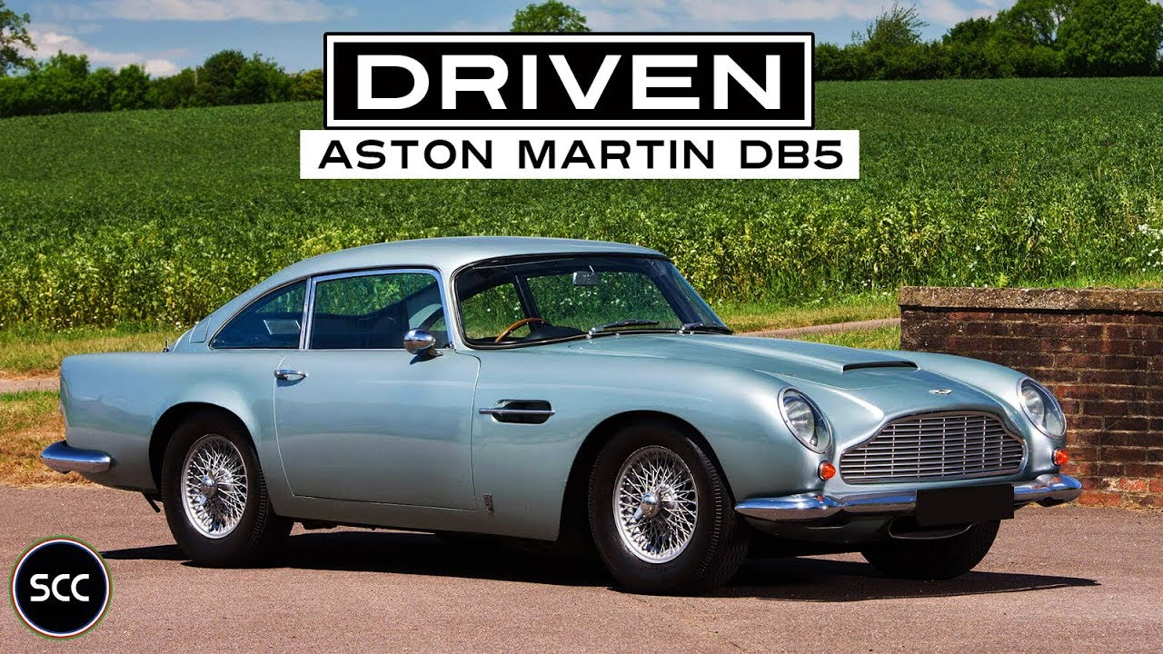 aston martin db5 1964 rare right hand drive full test drive in top gear engine sound scc tv. Black Bedroom Furniture Sets. Home Design Ideas