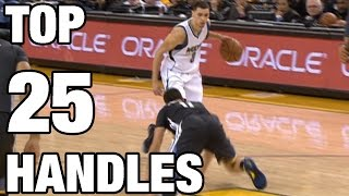 Top 25 Crossovers and Handle of the Week!