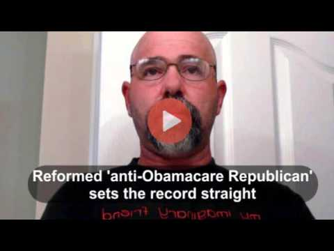My conversation with Luis Lang, the reformed 'anti-Obamacare' Republican