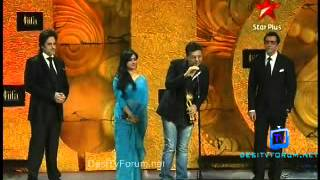 IIFA Awards 2012 _Singapore Main Event_ 7th July 2012 Video Pt1/3