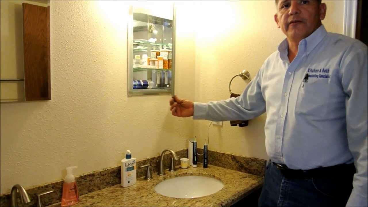 Mobile Home Bath Remodel Youtube