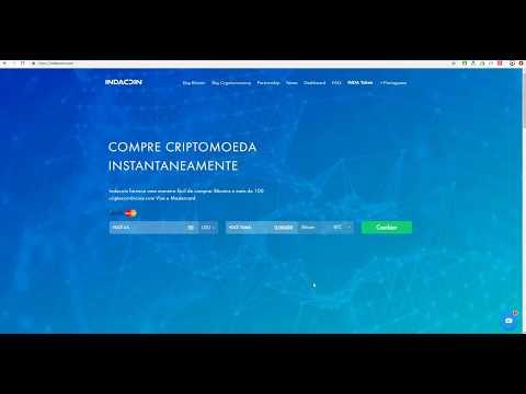 COMO COMPRAR BITCOIN COM CARTÃO DE CRÉDITO - FÁCIL E RÁPIDO