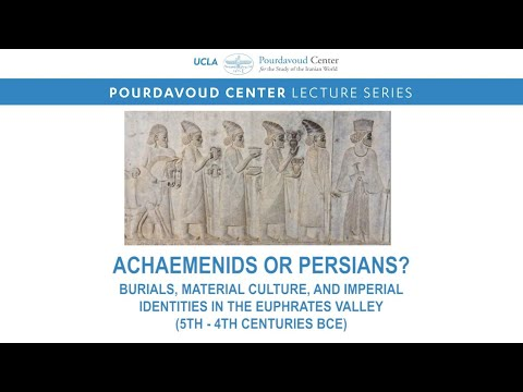 Thumbnail of Achaemenids or Persians? Burials, Material Culture, and Imperial Identities in the Euphrates Valley (5th-4th centuries BCE) video