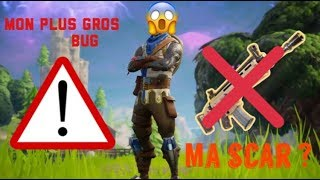 MY BIG BUG ON FORTNITE