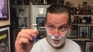 "DSCosmetic Badger Brush & Victory Shaving ""Lady Be Good "" LE Shaving Soap"