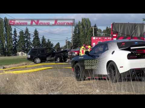 Salem, Fatal Motor Vehicle Accident Portland Rd  10 8 17 SNJ WC