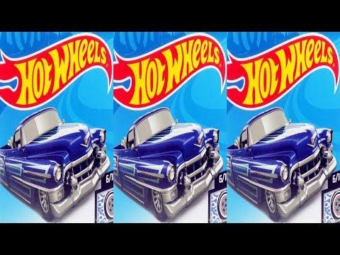 HOTWHEELS  ROD SQUAD 6/10 | Custom 53 Cadillac - by ransmo5
