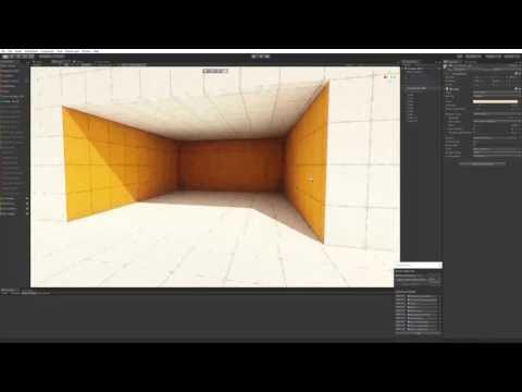 SEGI Beta v0.8 ProBuilder Demonstration (Unity)