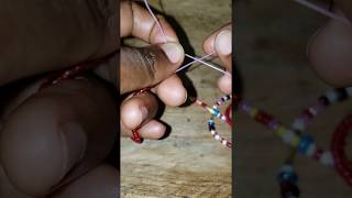 How to tie waistbeads in a knot